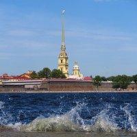 ...Петропавловская крепость.. :: Ирина Тазеева