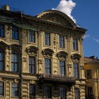 Очарование архитектурных форм... (Санкт-Петербург) :: Павел Зюзин