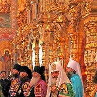 Патриарх всея Руси :: Анжела Пасечник