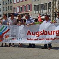 Friedenfest - День мира в Аугсбурге - праздник 8 Августа 2015 :: Galina Dzubina