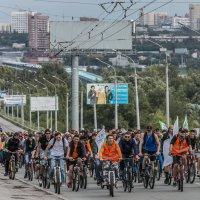 велопробег :: Дмитрий Карышев