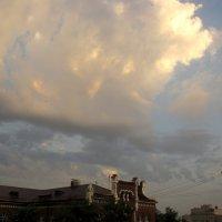 Летний закат :: Нина Бутко