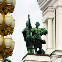 Москва. ВДНХ. :: Дмитрий Иншин