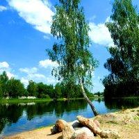 Озеро Ключевое. :: Александр Атаулин