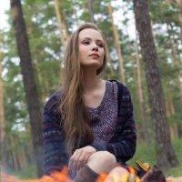 Съёмка в лесу :: Tanya Shikalakula