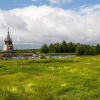 Беломорско-Балтийский канал. :: Александр
