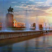 ...и догорает день закатный в фонтанах городских... :: KateRina ***