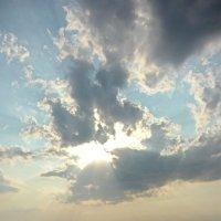 Небо и море :: Вера Щукина