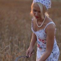В поле :: Галина Сергеевна