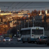 Город на закате! :: Владимир Шошин