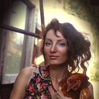 в курятнике :: Вилена Романова