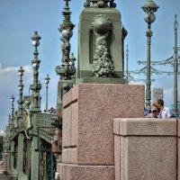 Троицкий мост :: Юрий Тихонов