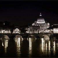 Прогулки по ночному Риму :: Александр Назаров