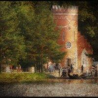 Замок моей мечты..... :: Tatiana Markova