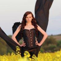вот такой ангелочек)) :: yulia melnyk