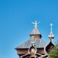 Поселок Тальцы, Иркутская область :: Яна Васильева
