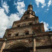 Башня Сююмбике :: Ксения Мадумарова