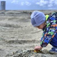 кругом песок :: Ольга Грязных