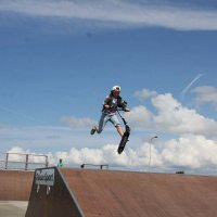Первый прыжок! :: imants_leopolds žīgurs