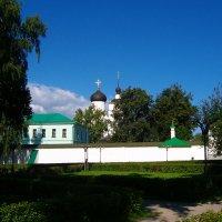 Борисоглебский монастырь :: Grey Bishop