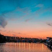 Вечерний мост :: Мили Кант
