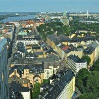 вид на Стокгольм :: Елена