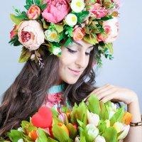 Тюльпаны :: Светлана Краснова