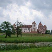 Мирский замок :: Андрей Рудой