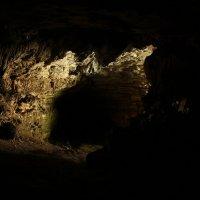 Пещера Широкопокосская Божьей Матери с селе Красная воля. :: АНДРЕЙ ШЕВЧЕНКО