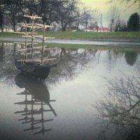в открытом море :: Алексей Дроздов