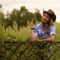 летнее настроение :: Александра Кирьянова