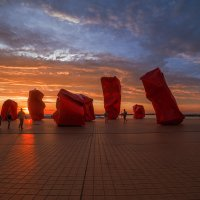 Спасибо небу за закат :: Sergey Andronov