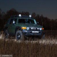 Toyota FJ Cruiser :: Виктор Фролов