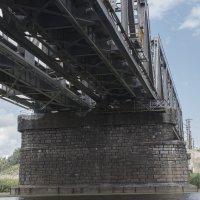 Мост через Северский Донец :: Ольга Назаренко