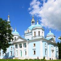 Спасо-Влахернский монастырь :: Денис Змеев