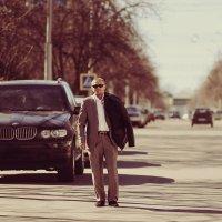 а я иду , шагаю по........ :: Елена Лабанова