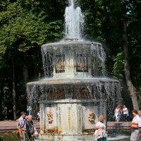 Римский фонтан :: Светлана Безрукова