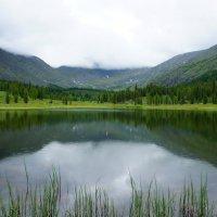 Где сходятся горы :: Ольга Чистякова