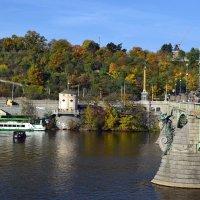 Мост через Влтаву :: Ольга
