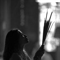 Я буду за тебя молиться Богу... :: Roman Mordashev