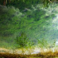 небо у воді... :: Ілона Орлова