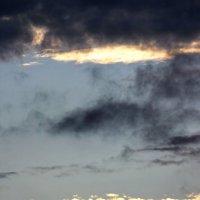 Какие разные облока. :: Андрей Кулешов