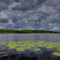 На озере Круглом :: Валерий Талашов