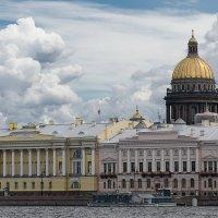 К вопросу о передаче Исаакиевского соборс РПЦ... :: Николай Куле