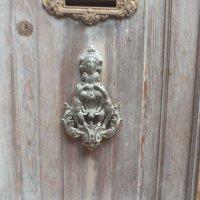 Дверная ручка (Венеция) :: Сергей Мышковский