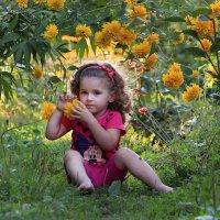 Цветочное лето :: И.В.К. ))