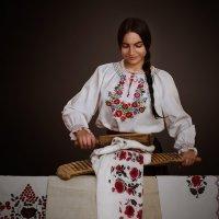 """из проекта """"Какой узор твоей сорочки"""" :: Olesia Kasabova"""