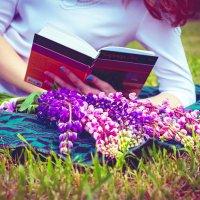 Загадочный мир книг :: Анна Кадулина-Новоселова