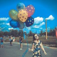 А я иду такая вся... :: Андрей Куприянов