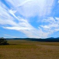 Небо над Ольхоном :: Виктор Заморков